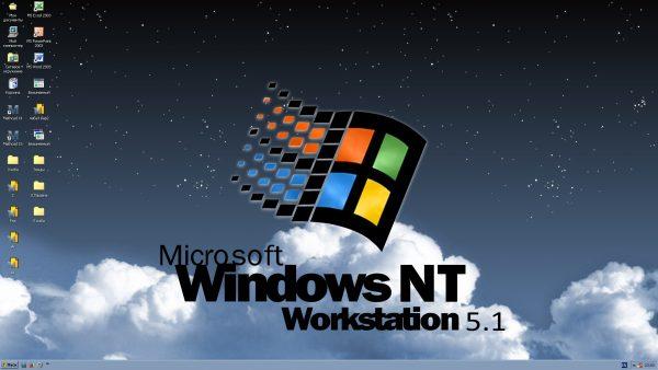 Мое оформление Windows XP